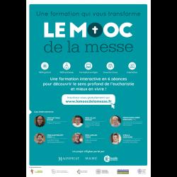 Poster A3 en pack de 4 (MOOC)