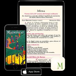 Magnificat App en Español - iOS