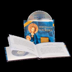 Merveilles de Lourdes, le CD