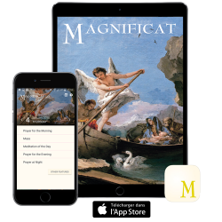 Magnificat App English Edition - iOS