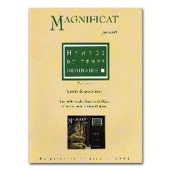 Partitions pour les hymnes du temps ordinaire - Vol. 1