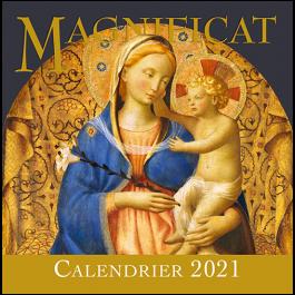 Magnificat Calendrier d'art 2021